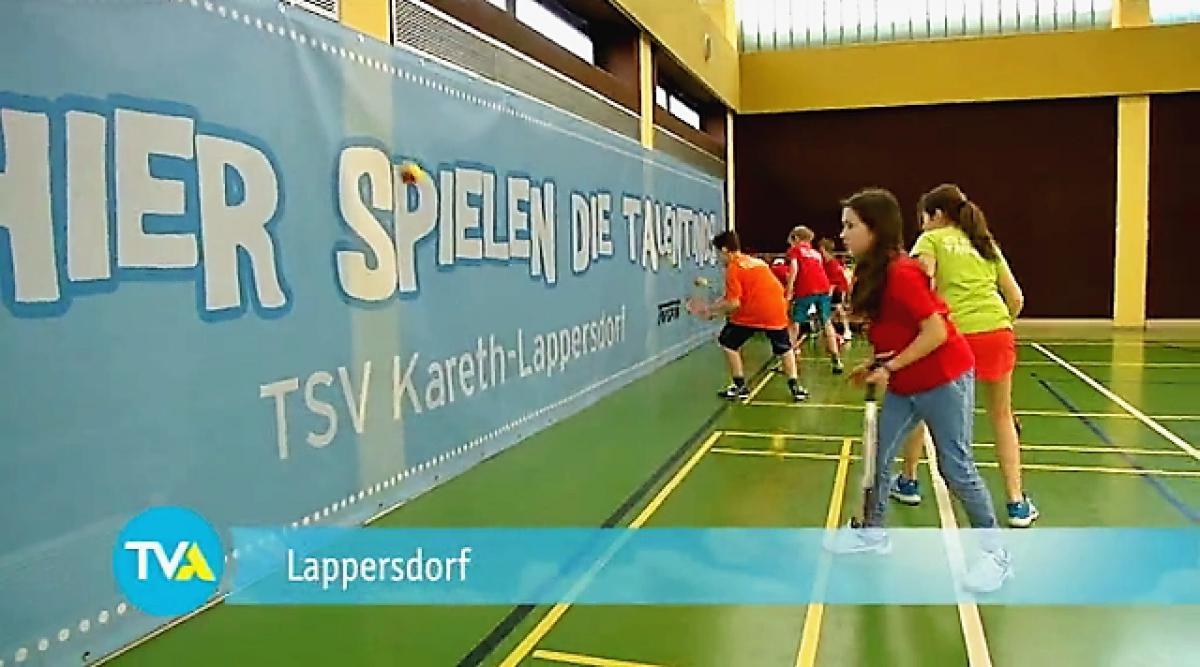 Bester Talentinoclub Deutschlands bei TVA