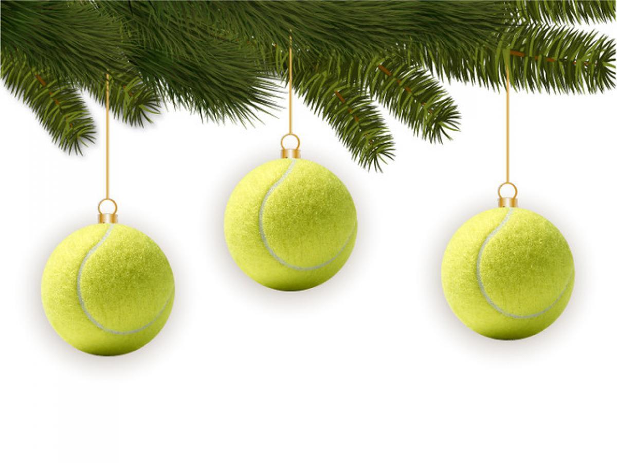 Weihnachtsfeier der Tennisabteilung